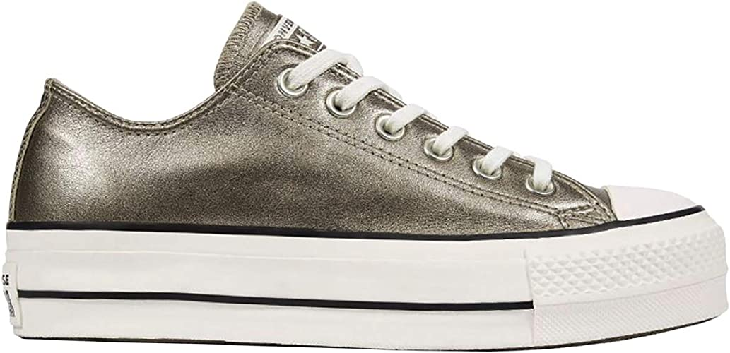 Amazon.com | Converse Womens Chuck Taylor All Star Lift ...