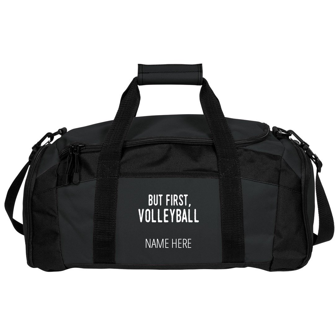 c3bbac7d9319 Amazon.com   Personalized Volleyball Duffle Bag: Gym Duffel Bag ...