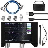 Iriisy Analizador de Red Vectorial, Analizador de Antena, Nanovna SAA-2N V2.2, 50KHz-3GHz HF VHF UHF, medir parámetros S…