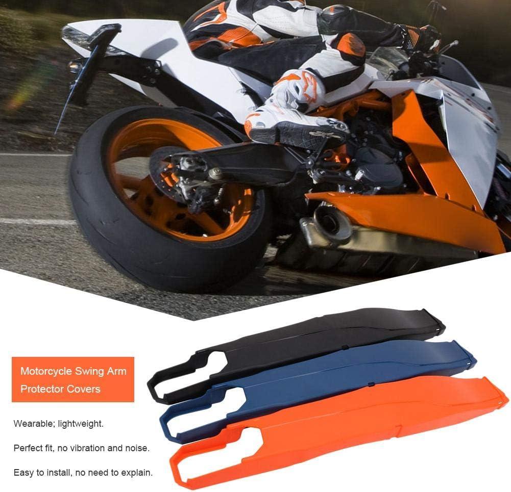 1 Paar Sue-Supply Motorrad Schwingenschutz Abdeckungen Karosserie Rahmenschutz Abdeckungen F/ür KTM EXC F Husqvarna 2014 Bis 2019
