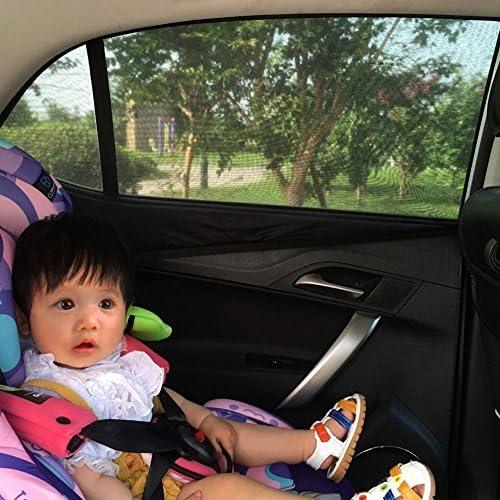 Zuoao Parasole Per Parabrezza Auto Protector Tendine Parasole Auto Parasoli Laterali Per Bambini 2 PCS