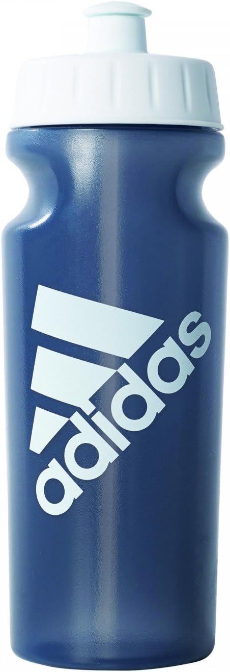 adidas Perf Bottl 0,5 Botella, Unisex Adulto, Azul (Maruni/Blanco/Blanco), NS