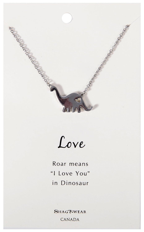 Shagwear Favourite Animals Inspirations Necklace Image 1