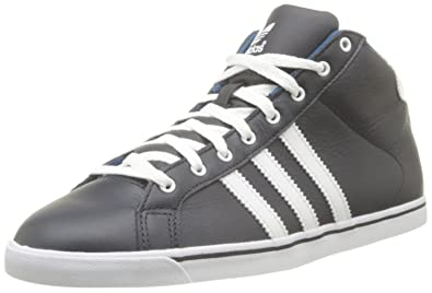 adidas Originals Court Star Slim Mid W, Baskets mode femme