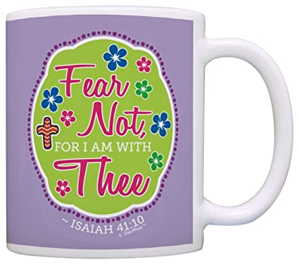 buy muggies magic bible verse gifts fear not for i am with thee