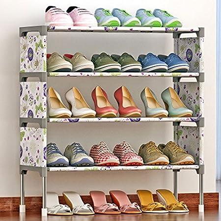 Shoe rack ZI LING SHOP- Simple Shoes