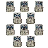 (10) Browning Recon Force FHD Digital Trail Game Camera (10MP) - BTC7FHD