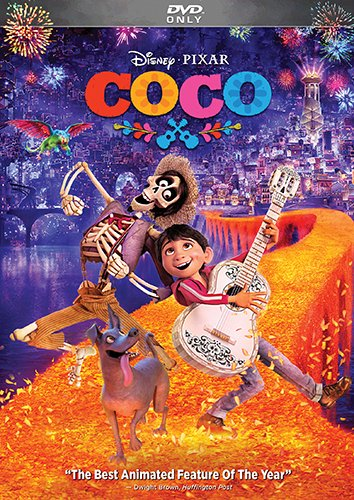DVD : Coco (DVD)