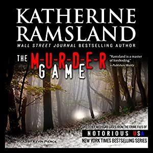 The Murder Game (Michigan, Notorious USA) Audiobook