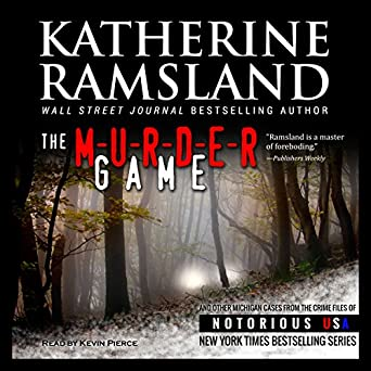 Amazon.com: The Murder Game (Michigan, Notorious USA ...