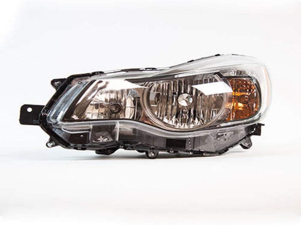 For 2013-2015 Subaru XV Crosstrek Radiator Fan Assembly 15286CB 2014