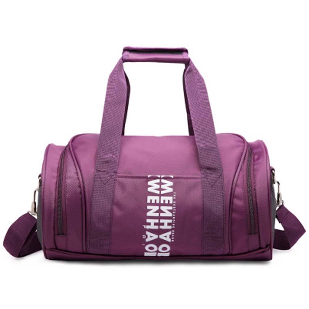 実用的スポーツバッグ旅行バッグジムダッフルバッグメンズ/レディースワークアウトバッグ、B B01N2S0PFE