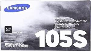 Samsung Toner Cartridge - 105s, Black