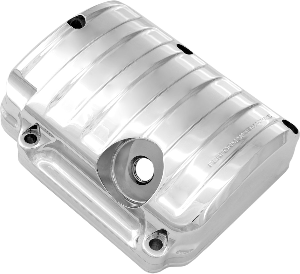 Performance Machine Drive Chrome 5-Speed Transmission Cover