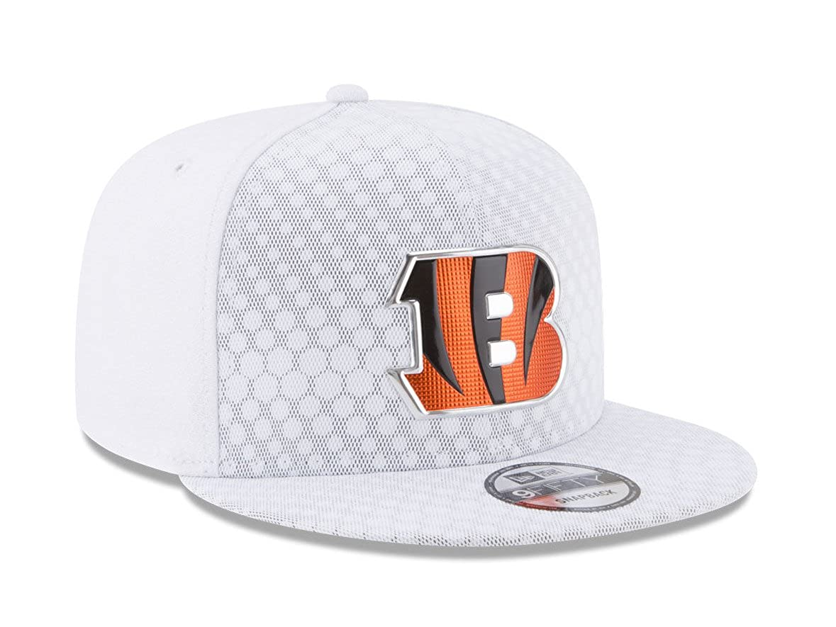 fa13e8ad516 Amazon.com   New Era 9Fifty Hat NFL 2017 On Field Color Rush Official  Adjustable Snapback Cap (One Size