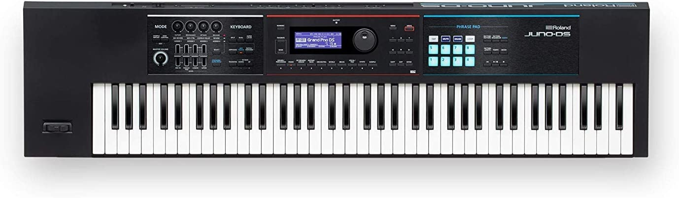ROLAND JUNO DS-76 sintetizador características precio: Amazon ...