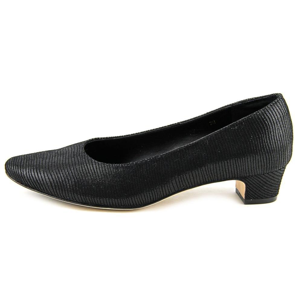 VANELi Women's Astyr Dress Pump B00S68WUEC 9.5 N US|Black Miniliz Print