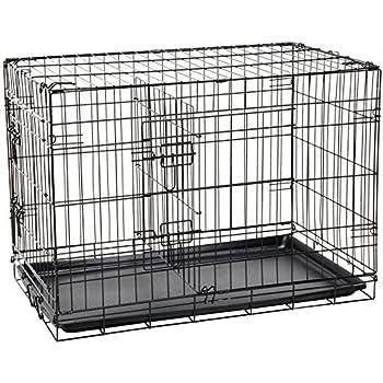 Amazon Com Petco Premium 2 Door Dog Crate 30 Quot L X 19 Quot W X