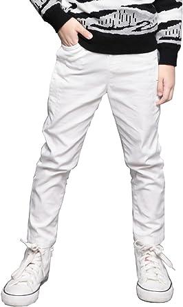 Amazon Com Onlyangel Pantalones Informales Para Ninos Talla 4 14 Anos Clothing