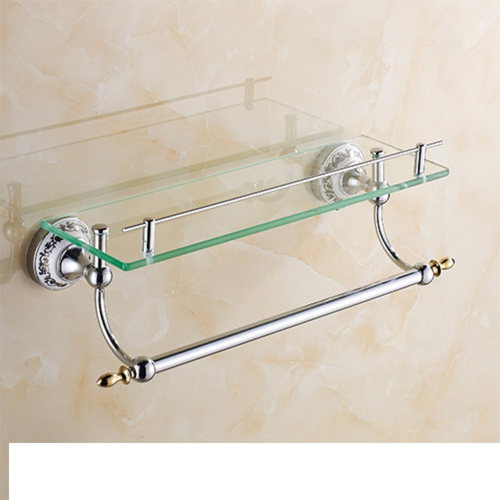 low-cost Double dressing table/towel rack/European-style bathroom ...