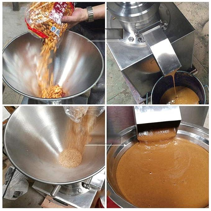 Amazon.com: BAOSHISHAN - Máquina de mantequilla de cacahuete ...