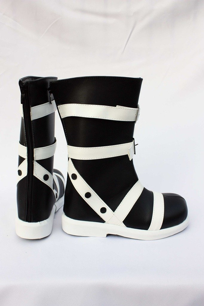 Telacos Soul Eater Maka Albarn Cosplay Shoes Boots Custom Made