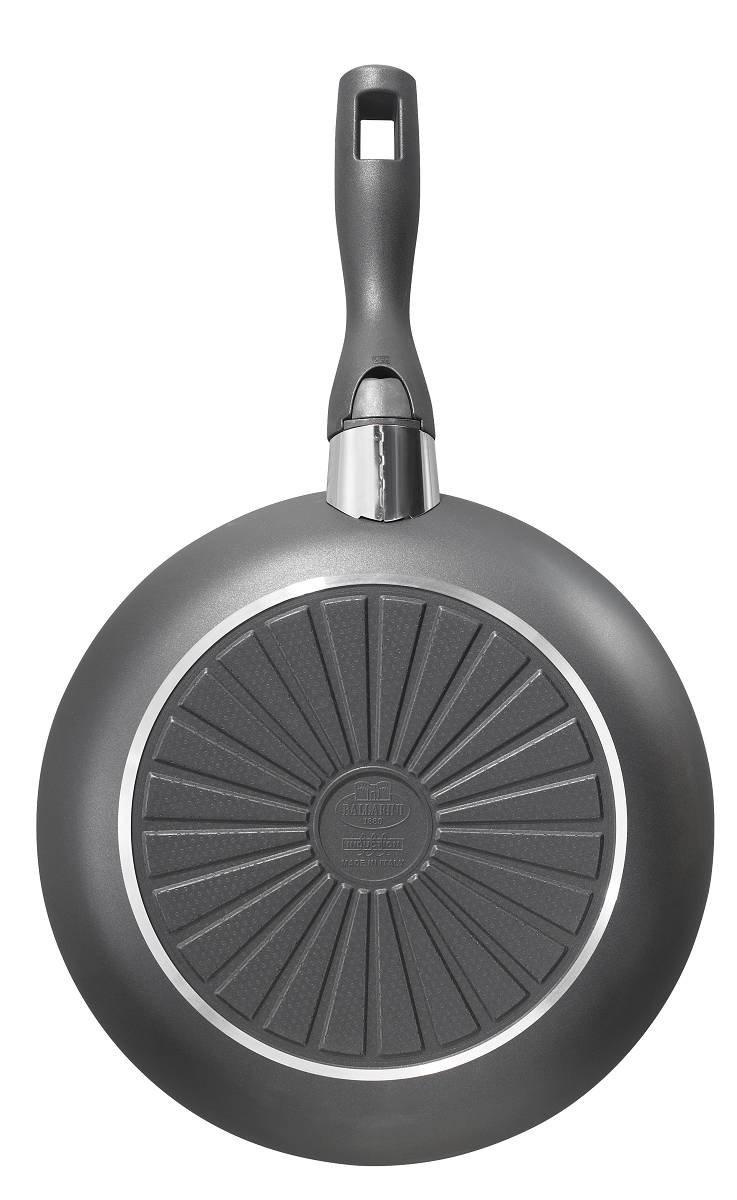 Ballarini Padella Antiaderente Nero Alluminio 3/unit/à 0/cm cm