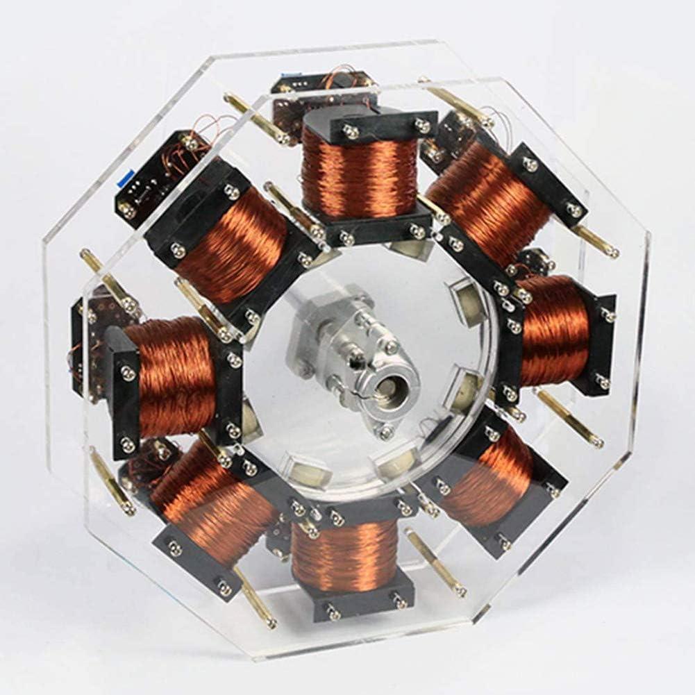 DMZH Juguete Ciencia Física Bedini Motor Pseudo-Máquina De Movimiento Perpetuo Modelo Educativo