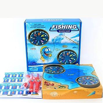 Zmh Pesca Juego De Mesa Interaccion Entre Padres E Hijos 2 Jugadores