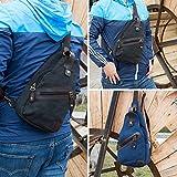 RoryTory Men Unbalance Chest Bag M01 / Crossbody