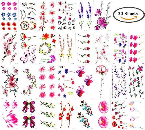 Temporary Tattoos for Kids, 200+ Designs