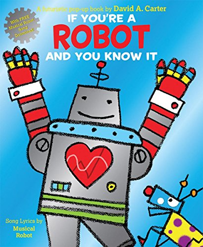 If You're a Robot and You Know It (Rhymes For Kids Activities Nursery)