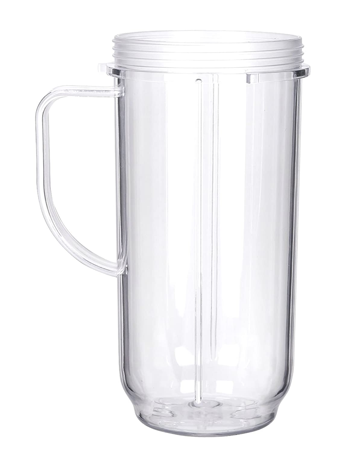 Sduck Handled Smoothie Mug Replacement for Magic Bullet MB 1001 MB 1001B MBR-1101 MBR-1701 Blender (Not for Nutribullet or any other series)