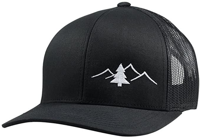 d334980e42c Amazon.com  Lindo Trucker Hat - Great Outdoors Collection (Black ...