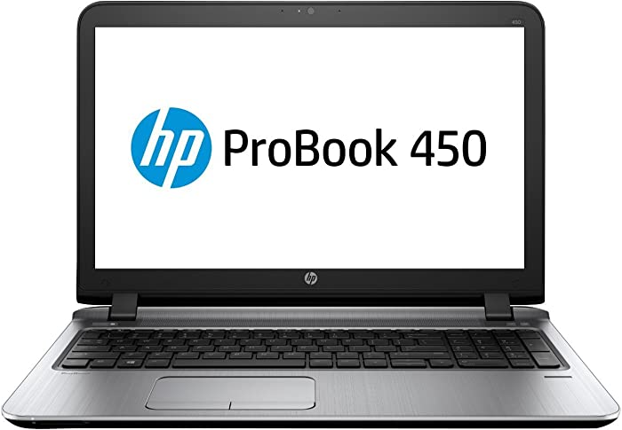 "HP ProBook 450 G3 15.6"" Business Ultrabook: Intel Core i5-6200U 