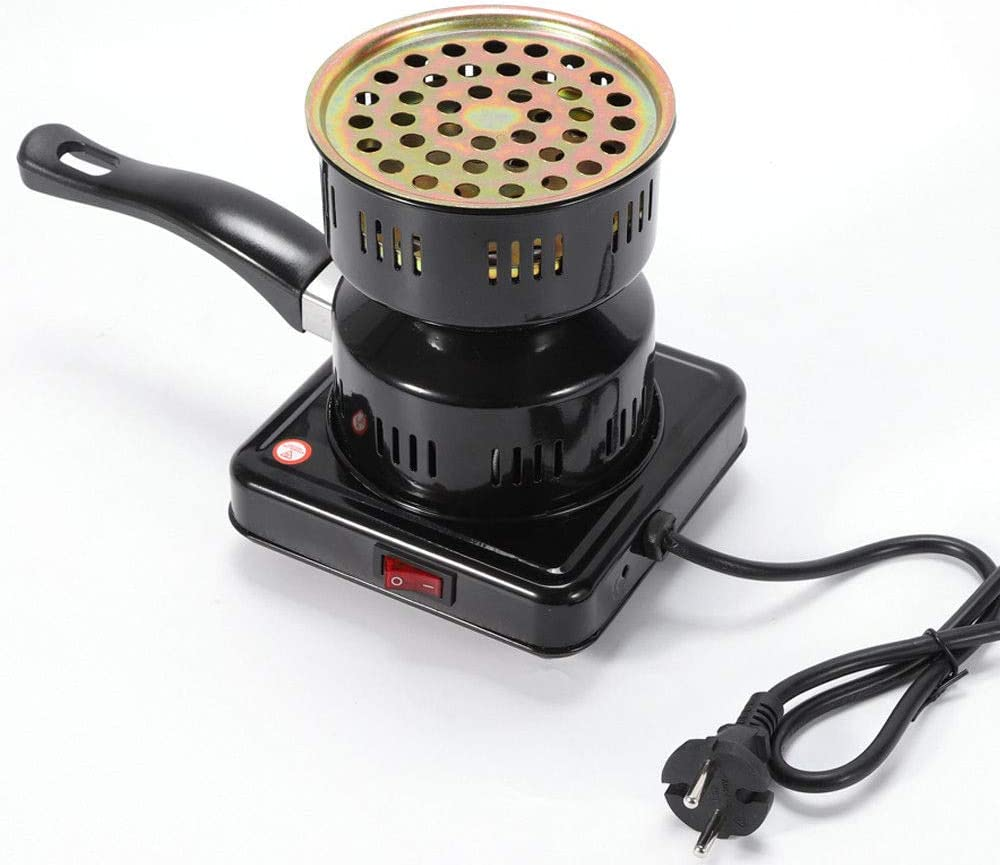 Electric Ignitor Hookah Grill, Charcoal