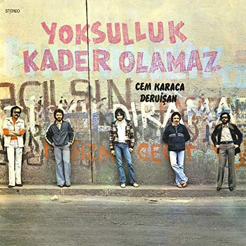 Yoksulluk Kader Olamaz (Cem Karaca Vinyl)