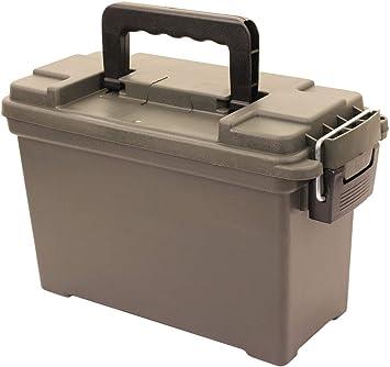AB Robusta Caja de Herramientas y municiones de plástico (Olive/Calibre 30): Amazon.es: Deportes y aire libre