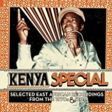 "Kenya Special (3LP + 7"" single)"
