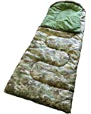 Army Combat Childrens Kids Boys Young Soldier Camo Mummy Travel Sleeping Bag Camping Festival