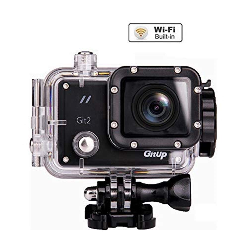 アクションカメラ スポーツカメラ、ミニ16万HD 2K防水スポーツカメラ屋外登山ダイビングスポーツカメラ乗馬アウトドアツーリズムに適した カメラ   B07RQD4CGG