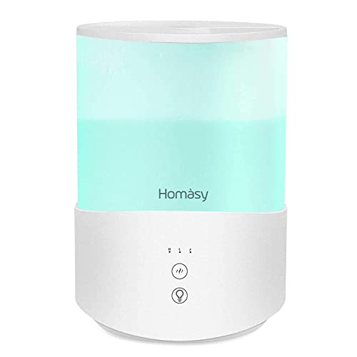 Homasy アロマ加湿器 2.5L