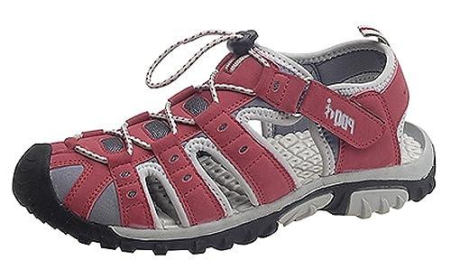 Schuhe & Handtaschen Damen & Outdoor Sandalen PDQ Damen