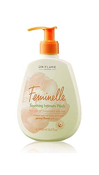 Amazon oriflame feminelle soothing intimate wash 300ml health oriflame feminelle soothing intimate wash 300ml stopboris Gallery