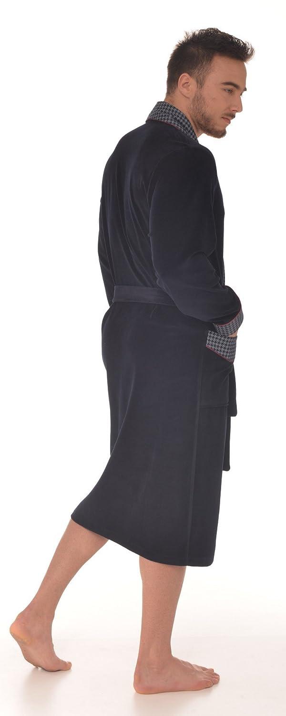 Revise Elegante Vestaglia per Gli Uomini Vasco RE-104