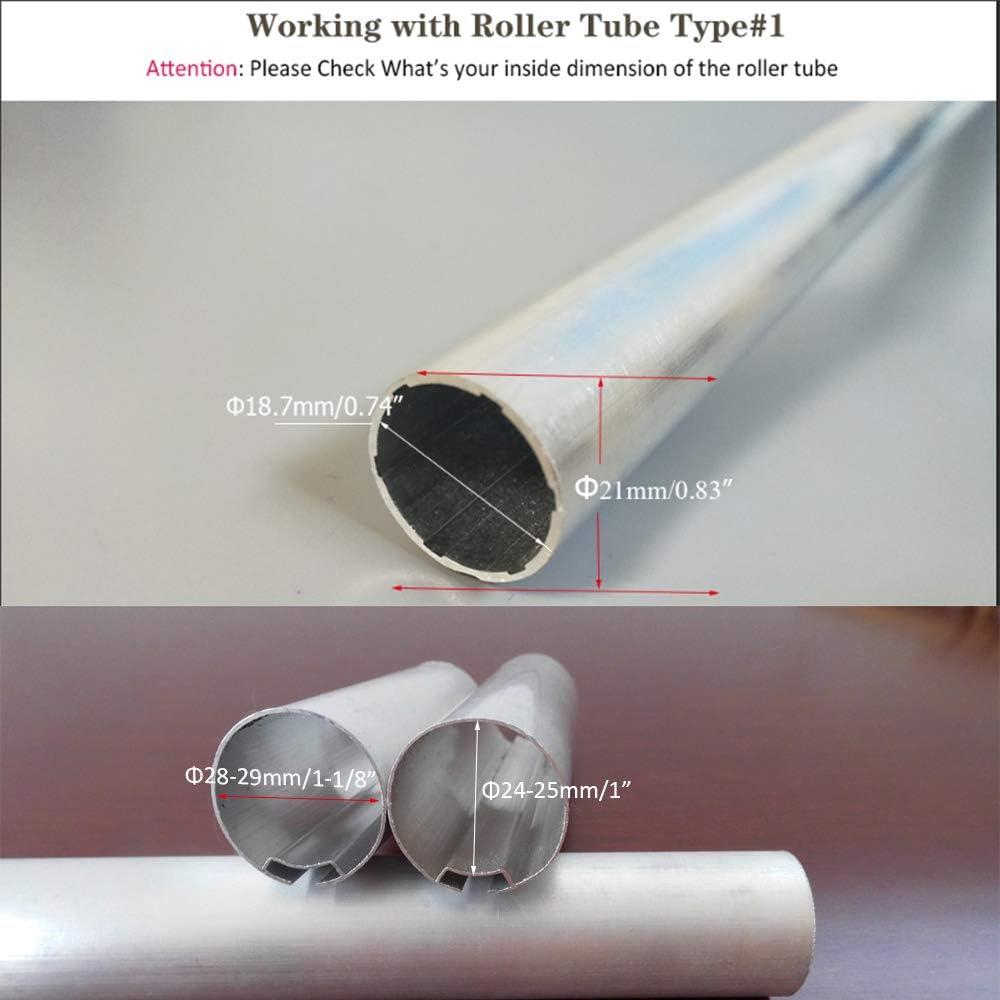 Rollerhouse DC 12 V Electronic Tubular Motors