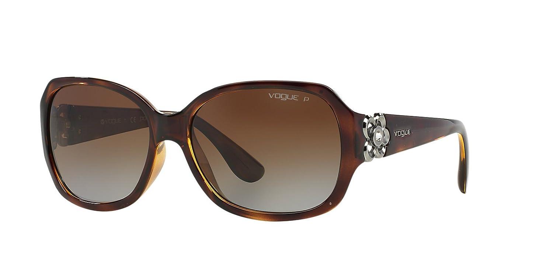 Amazon.com: Vogue VO2778SB W656/T5 - Gafas de sol para mujer ...
