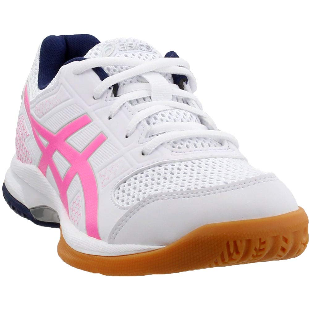 gris rose Mid Femmes Pour 8 Gel Rocket® Chaussures Asics EU