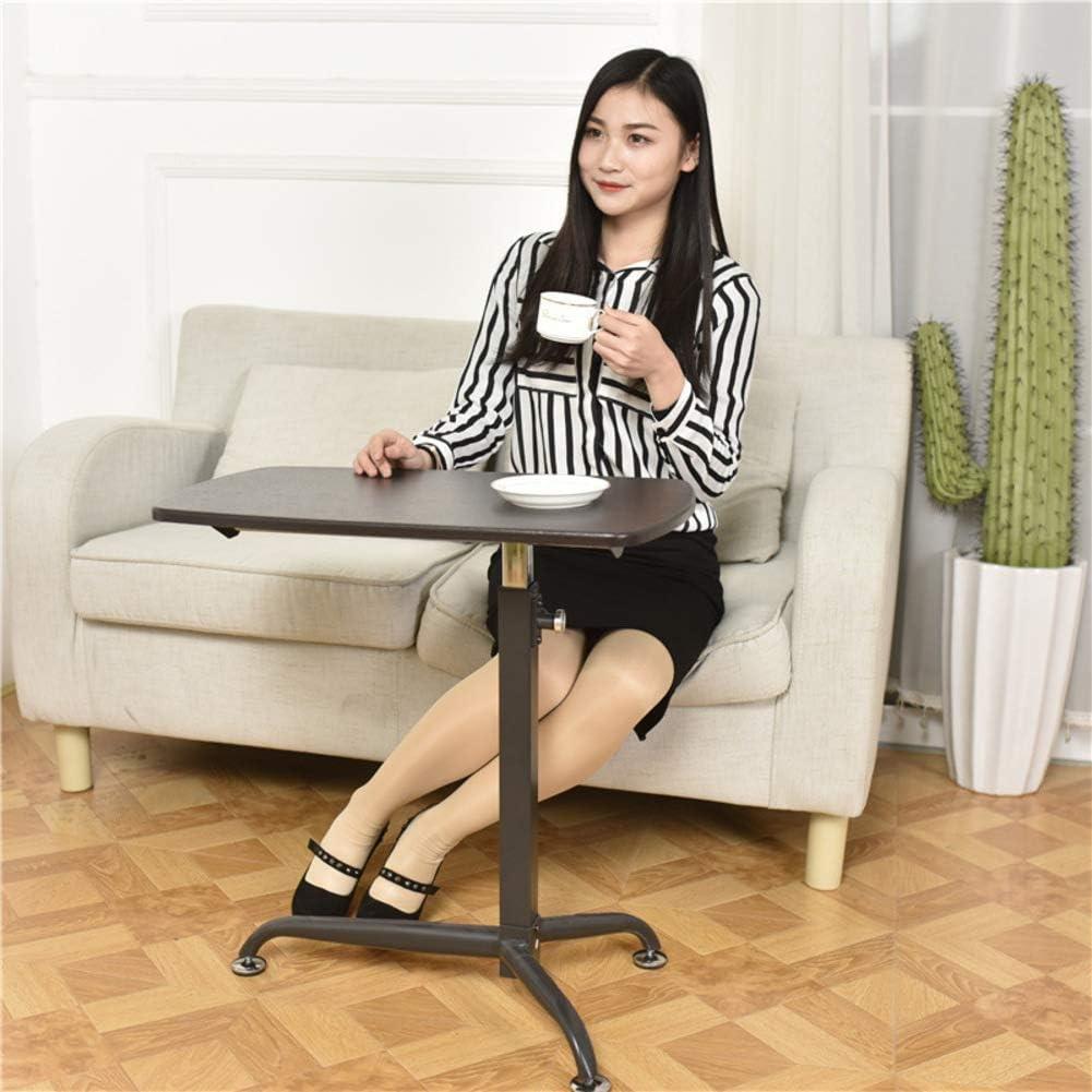 折りたたみラップトップデスク,伸縮型 折りたたみ式 マウススタンド 高さ&角度自由自在 冷却FAN付き ベッドテーブル ソファーテーブル 軽量 持ち運び 雑誌 リラックス アルミ製