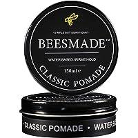 BEESMADE Hair Classic Pomade Clay Pomade Matte Clay (Classic Pomade) - Medium Shine